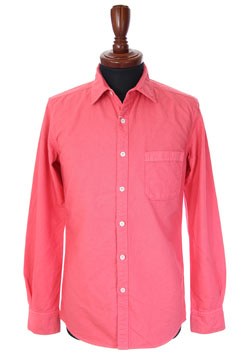 RESOUND CLOTHING OX SELVEDGE SHIRT