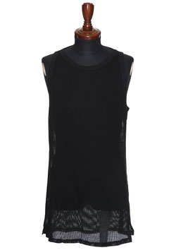 STAMPD MILITARY MESH TANK