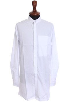 STAMPD ELONGATED BUTTON DOWN
