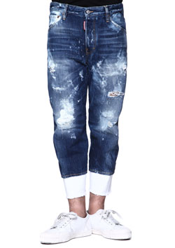 DSQUARED2 WORK WEAR JEANS