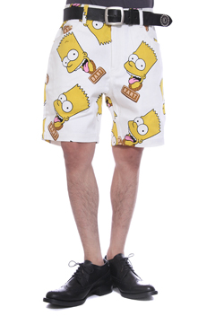 BART FACE SHORTS