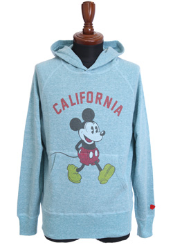 MICKEYMOUSE × PARKA (CALIFORNIA)