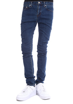 WVM 1ST LN WASH DENIM PANTS